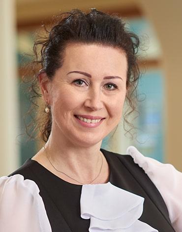 Maryna Krotkova
