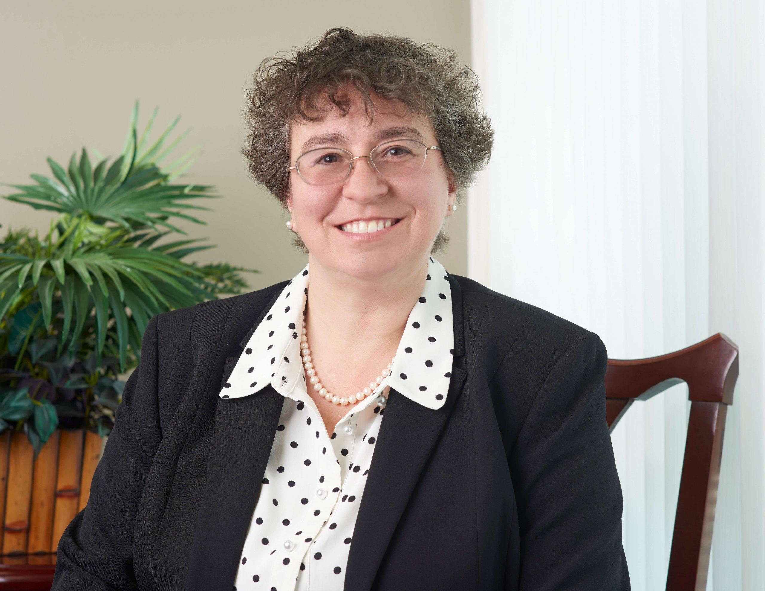 Photo of Nicole J. Herbst